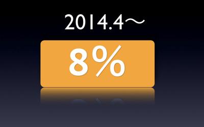 あと半年!消費税が8%になるまでに確認しておきたい「よくある3つの誤解」