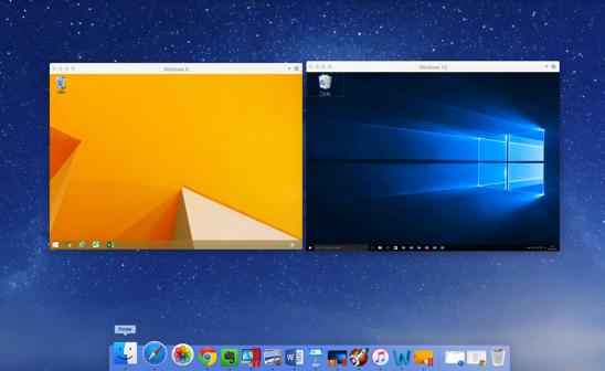 MacでWindows10を使うにはParallels Desktop11。Windows8.1との共存も。
