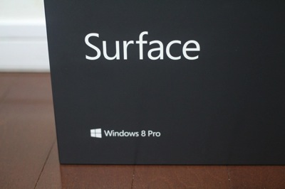 高くても重くても断然Pro。SurfaceRTとSurfaceProの比較
