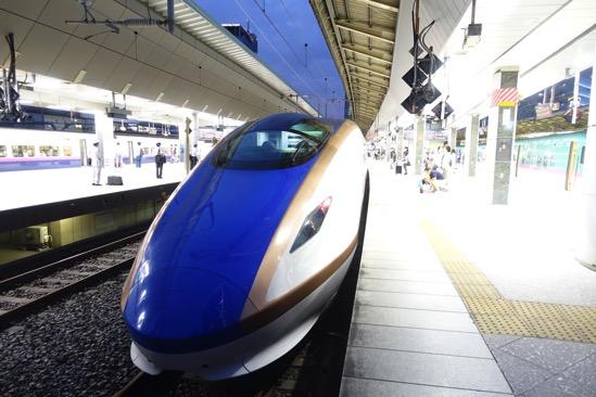 北陸新幹線のPCでの仕事環境&富山駅(スタバ・グルメ)レポート