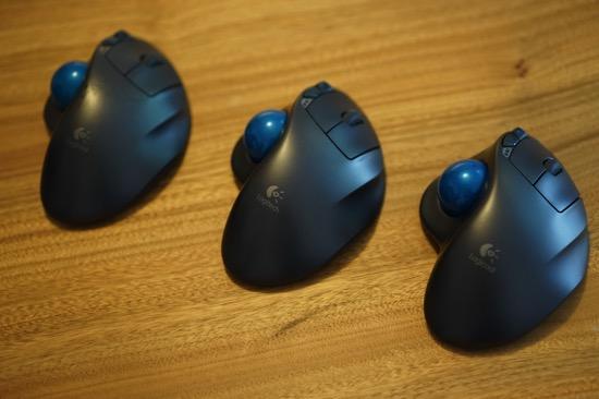 ロジクールトラックボールM570、M570t、M570並行輸入版の比較。Windowsでもっともおすすめのマウス。