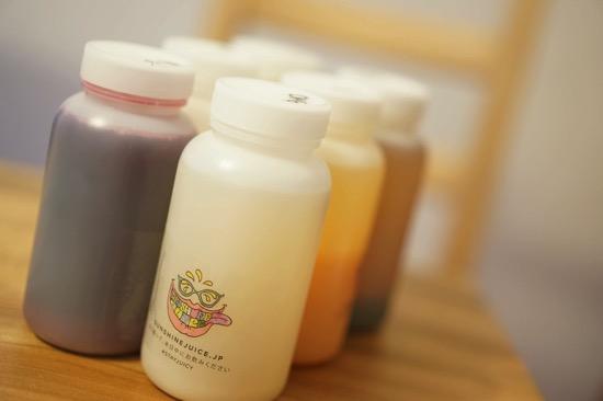 ジュースクレンズ [サンシャインジュース]ブログレポート。1日6本のジュースで体を浄化!