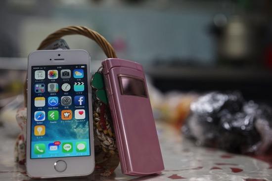 実家の固定費を見直してみましょう。ガラケーからiPhoneへ機種変更でコストダウン