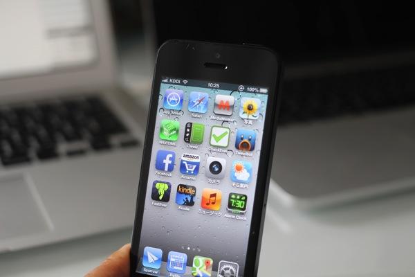 スリープボタンが故障したiPhone5を新品に交換してもらえました。ーその手順と交換後の設定方法ー