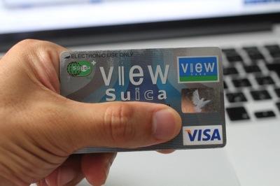 iPhoneとの併用、定期券、オートチャージ、ポイント。理想のSuicaは?