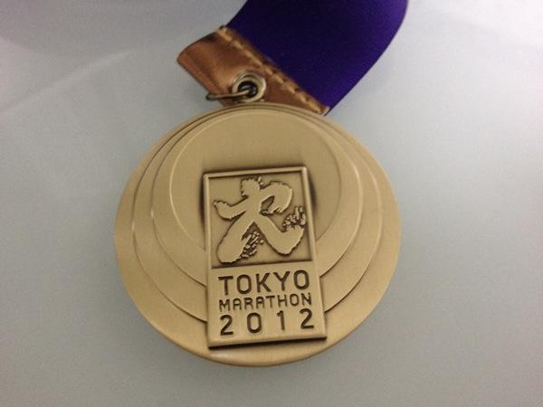 東京マラソン完走しました!ーサブフォーにはまたしても届かず・・・・・・−