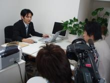 ふるさと納税についてTVの取材を受けました。~スーパーJチャンネル~