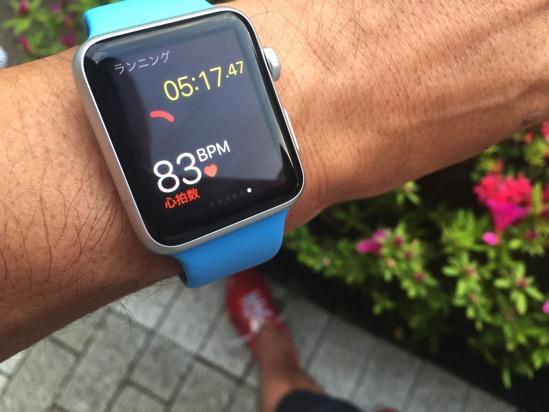 Apple Watch Sportラン!ランニング用としてはオススメできない5つの理由