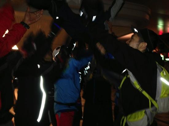 16名、7時間半、42.5km!山手線1周ランのすすめと攻略法