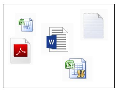 PCファイル整理の第一歩は「過去を捨てること」