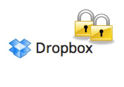 セキュリティをさらに強化!Dropboxの2段階認証をやっておきましょう