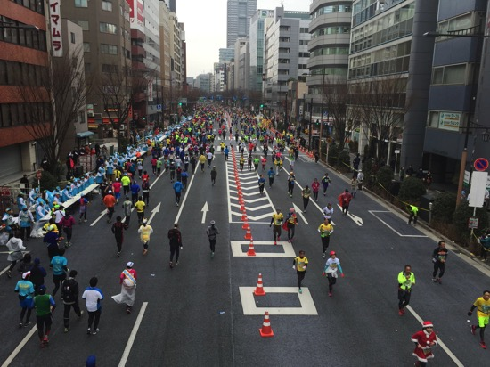 フリーランス マラソン