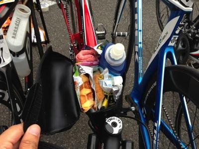 バイク補給食