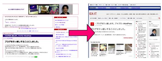 ・アメブロ→WordPressの移行 その1 アメブロの問題点を解決