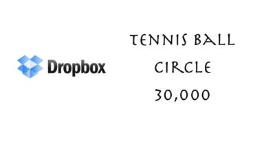 Dropbox CEOが語る人生で重要な3つのことーテニスボール、サークル、30,000ー