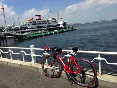 横浜トライアスロン、ふたたびー仕事に活かせるトライアスロンー