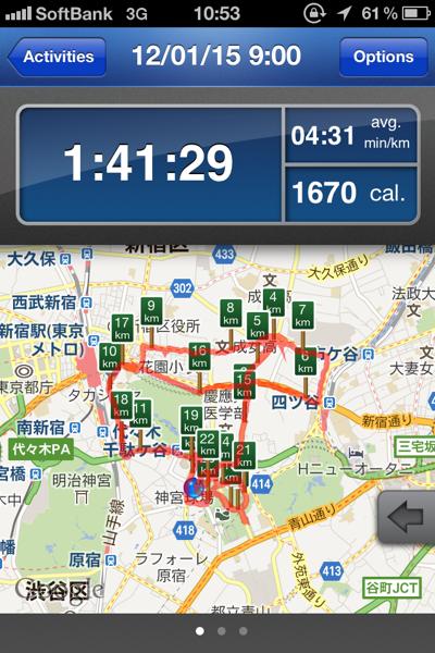 ・新宿を激走、自己ベスト更新!「新宿シティハーフマラソンをオススメする10の理由」