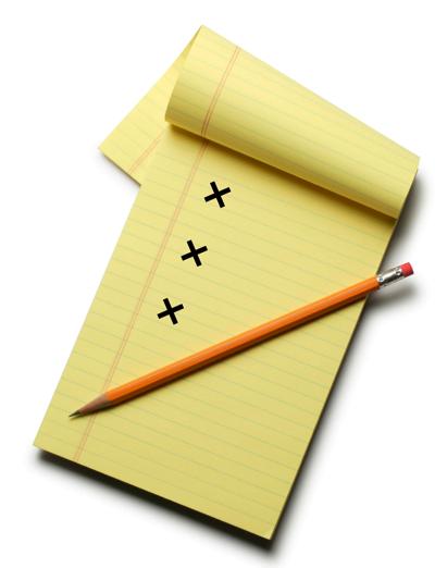 「目標型」の目標と「展開型」の「やらないことリスト」