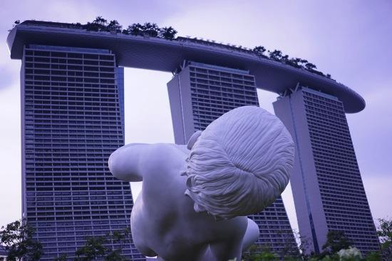 シンガポールで体験した強烈な個性。個性を邪魔するものを取り除こう。