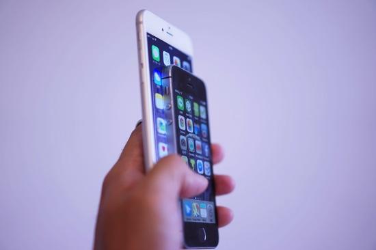auのSIMが使える!意外と持ちやすい!≪iPhone 6 Plus SIMフリー≫レポート
