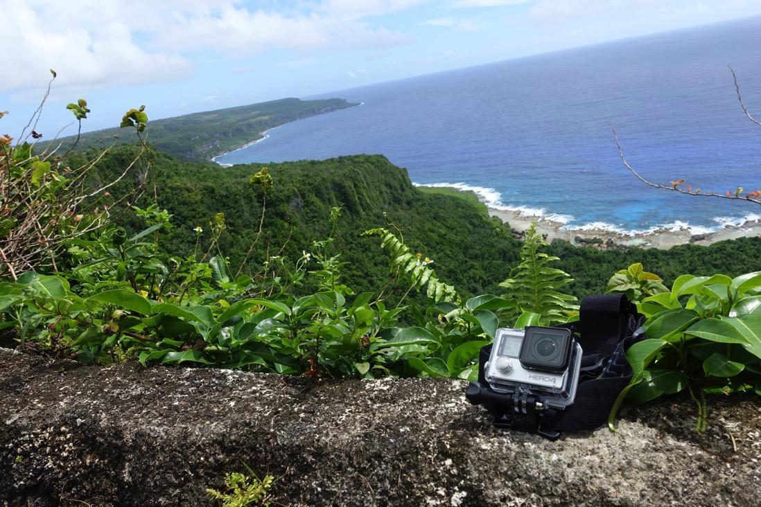 身につけられる小型カメラGoPro比較。ロタトライアスロン本番で使ってみた!