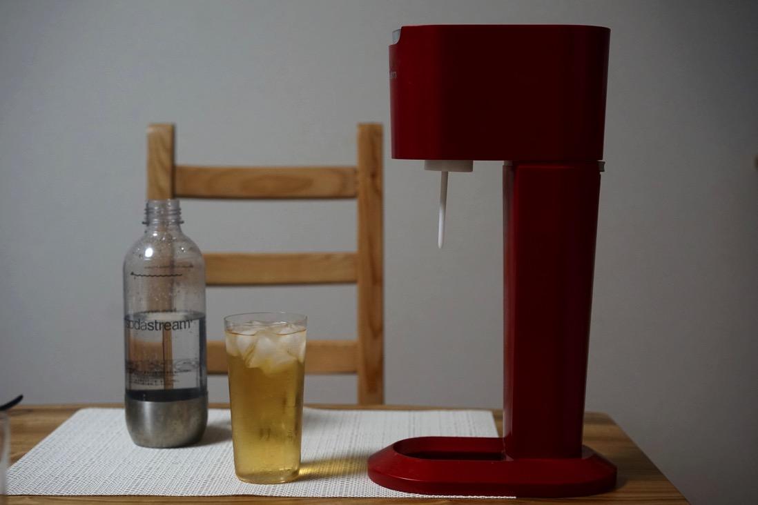 ソーダストリームsodastreamなら、炭酸水・ハイボールが自宅でおいしく・かんたんに作れる!