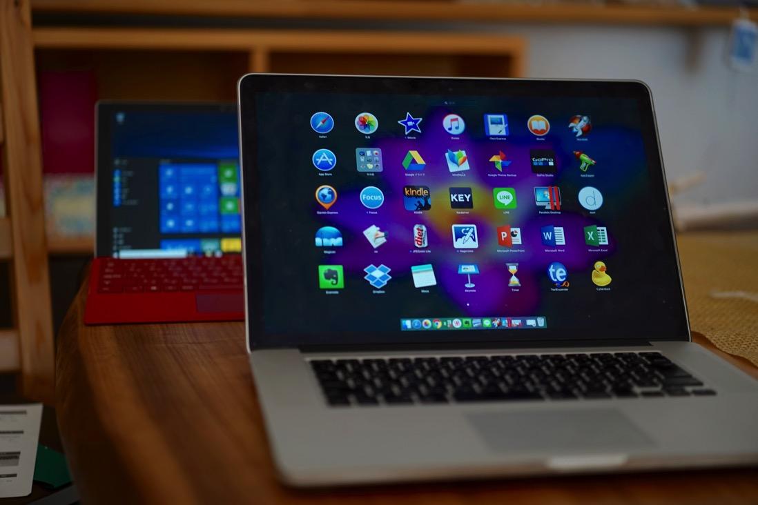 PC・ITに強くなりたいなら、Macを使うのも手。異なるものを使う効果。