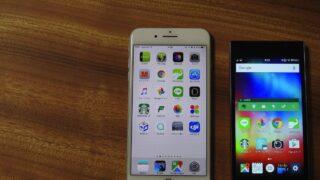 iPhone(iOS)とAndroidスマホの比較。OSにとらわれないスマホの選び方。