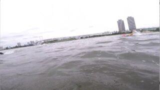 お台場で泳いでみた!トライアスロンスイム(海)の現実。
