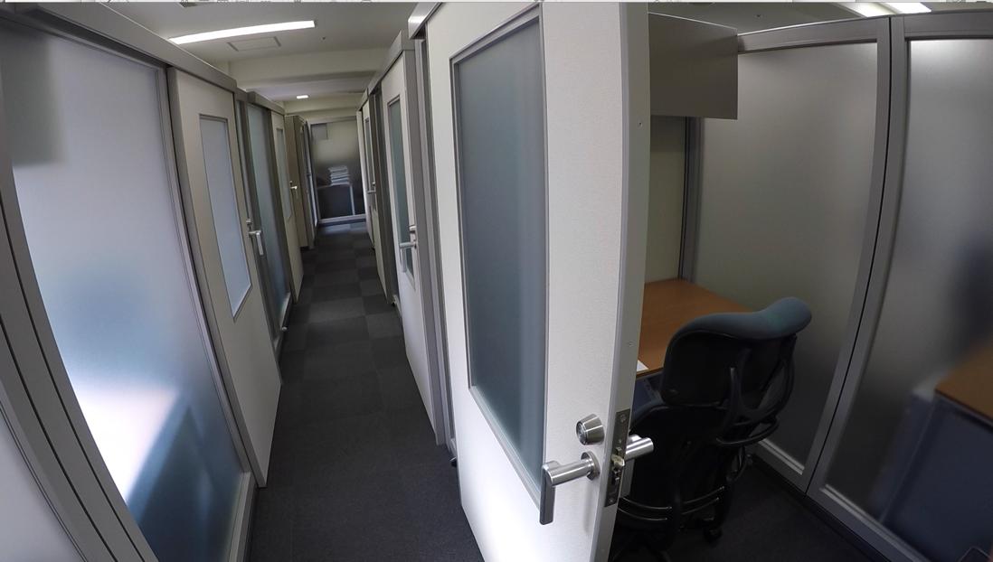 レンタルオフィスは仕事に集中できるか。電話がネック。