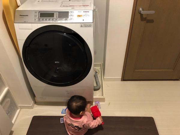 パナソニック 洗濯機NA-VX8700