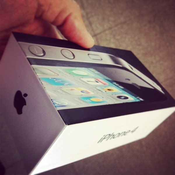 iPhone4を売ってきましたーなかなか険しいiPhone4売却への道のりー