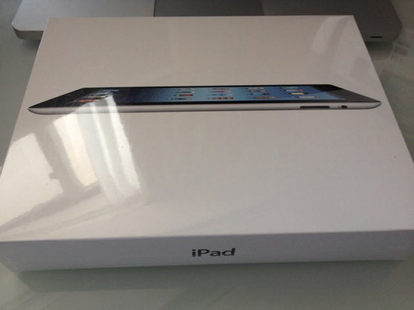「新しいiPad」レビュー iPad2から買いかえるべきか?