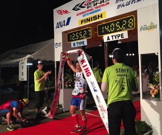 仲間と助け合いながらのラン42.2kmを4時間47分。トータル14時間ちょっとでゴール【バラモンキング2015完走記④】