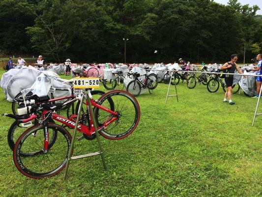 アイアンマンジャパン完走記 体調不良・歌作戦・制限時間3分前のバイク180.2km