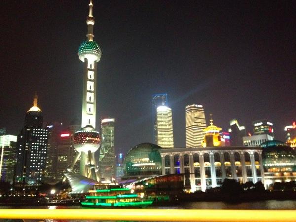 初上海! いろいろ驚いた上海のインターネット事情。