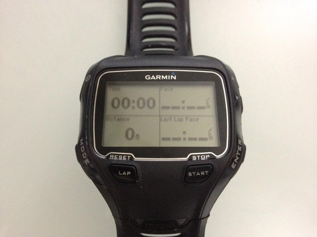 トライアスロン&ガジェット好きにおすすめ!高機能GPSウォッチ「ガーミン910XT」