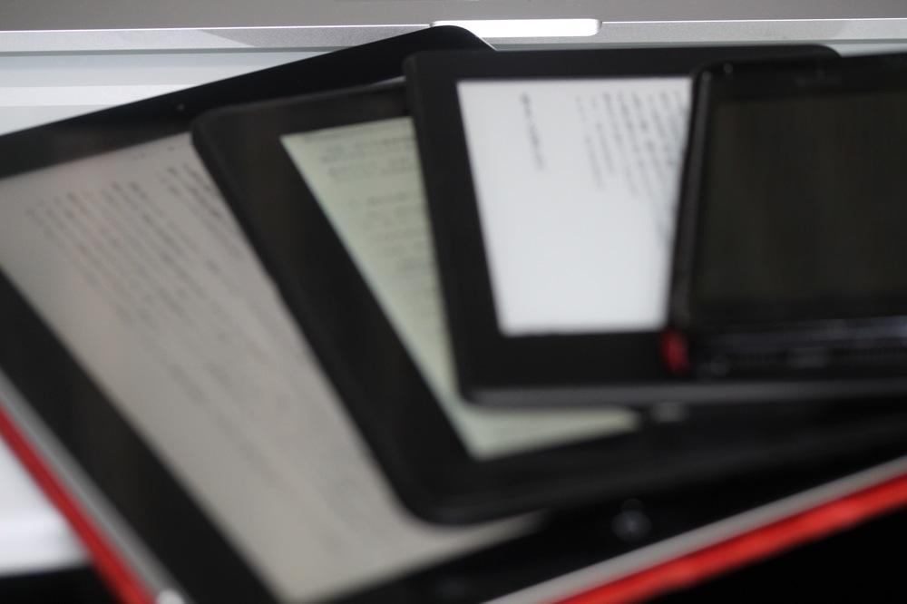 Kindle本の端末ごとの読み方・買い方