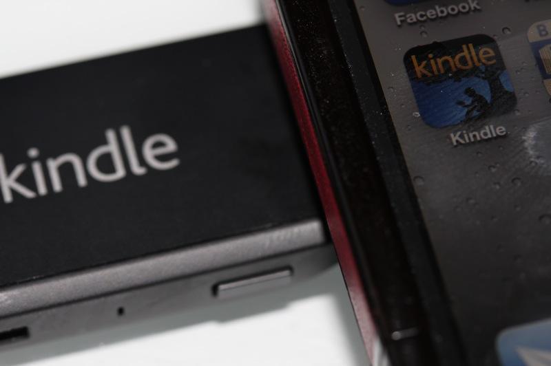 Kindleアプリ、Kindle端末での読書メモ