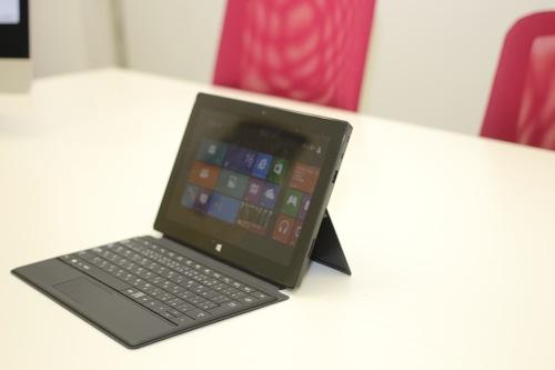 Windowsが入ってるけどPCじゃない!Officeが使えるタブレット<Surface RT>