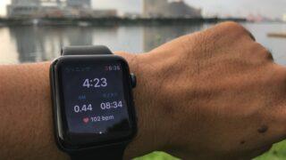 GPS搭載!Apple Watch Series 2はランニングウォッチとして使えるか?