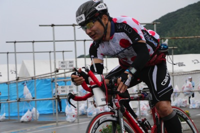 集中連載「鉄人への道」Vol.06 山!山!山!バイク(自転車)7時間50分 180kmの旅