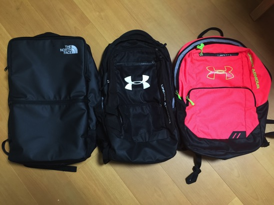 THE NORTH FACE BACKPACK BITE SLIM00012