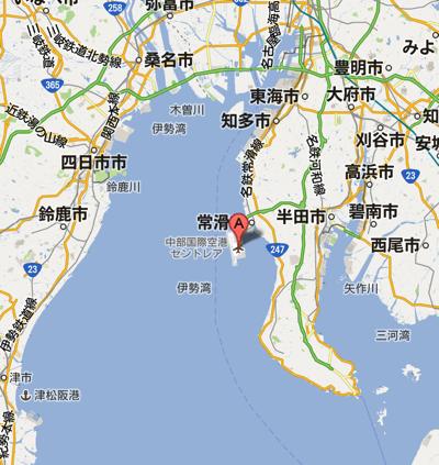 地図 拡大