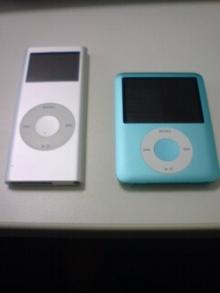 新iPod nano 買ってきました。