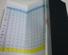 2009年の事業計画を作成しました。