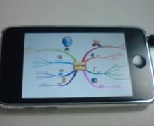 【iPod touch】マインドマップを持ち歩く