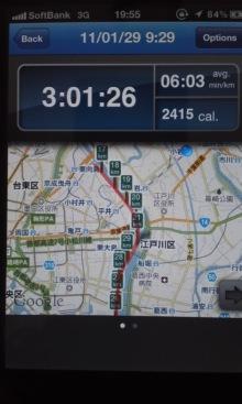 ・「真剣勝負」と「トレーニング」ー30kmマラソンー