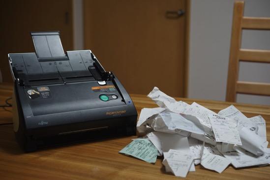 スキャナ保存の厳しすぎる要件。3万円以上の領収書がスキャンできるようになっても中小企業・フリーランスが導入できない理由