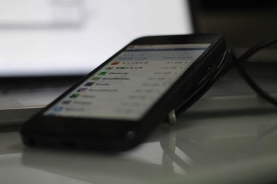 iPhone5はやっぱり16GBで十分だった